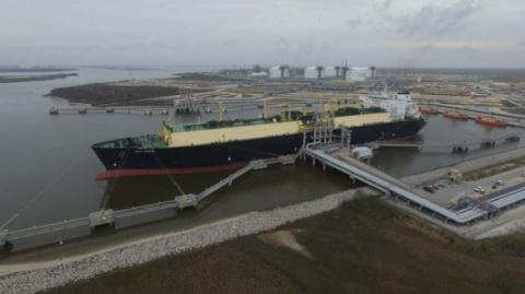 Провал на газовом рынке: СПГ…