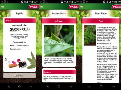 10 лучших приложений для сада и огорода на Android