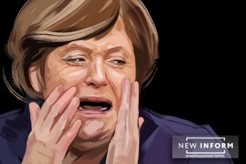 Меркель «идет на дно»: правые, требующие признать Крым, лидируют