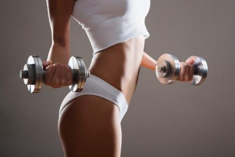 Фитнес и похудение