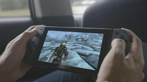 Nintendo Switch может расшир…