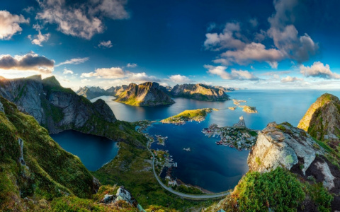 «Welcome to the Norway!». Ма…