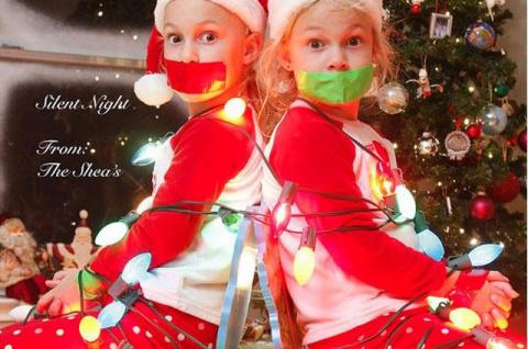 Идеи для новогодних семейных фотографий! Игры для развития памяти, внимания, мышления детей