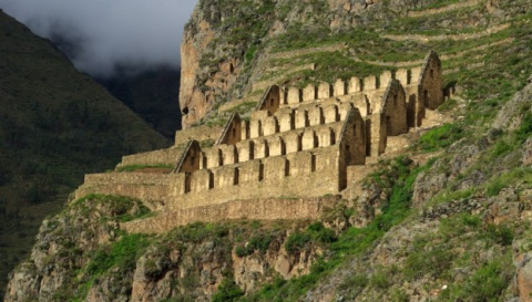 Ольянтайтамбо: город инков, который поставил в тупик ученых