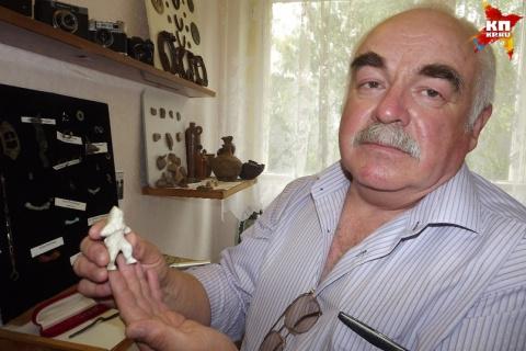 Житель Тверской области прит…