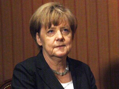 Как живет канцлер Германии А…