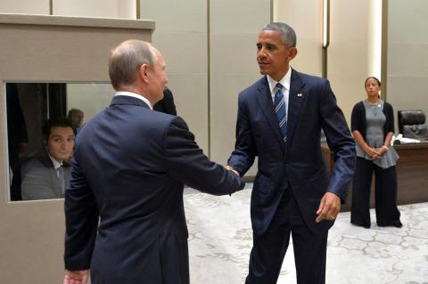 Путин не пощадил уходящего Обаму