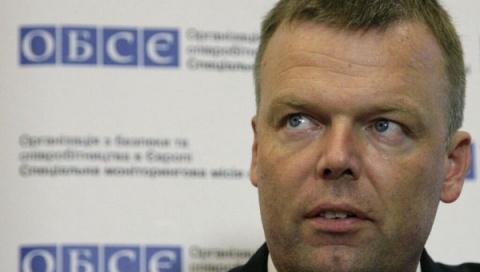 Александр Хуг: Конфликт в Донбассе может прекратиться за одну ночь, если будет соответствующая воля