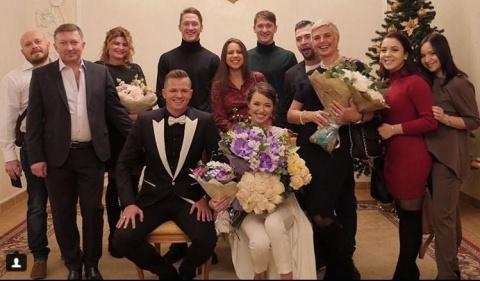 Свадьба Тарасова и Костенко …