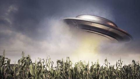 ЦРУ изучало НЛО за пределами США