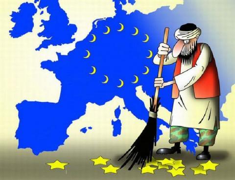Европа станет «Еврабией»?