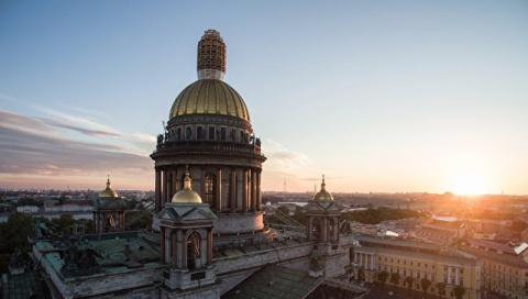 В Петербурге проходит митинг против передачи Исаакия РПЦ 16:4418.03.2017