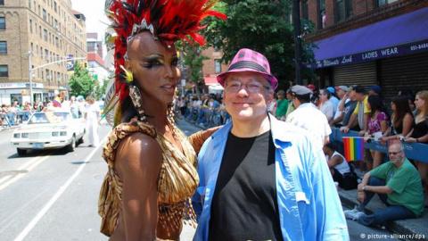 Гей-парад в Берлине: кто шаг…