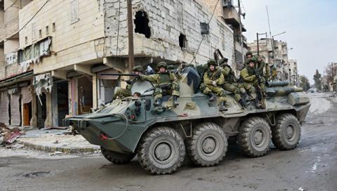 Теперь на Ближнем Востоке командует Россия, а не США. The Guardian, Великобритания