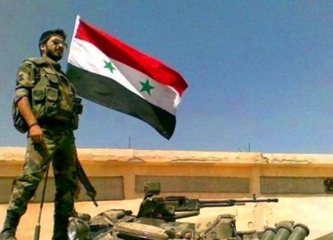 Новая победа: Армии Сирии и Ирака зажали ИГИЛ в тиски у границы двух государств