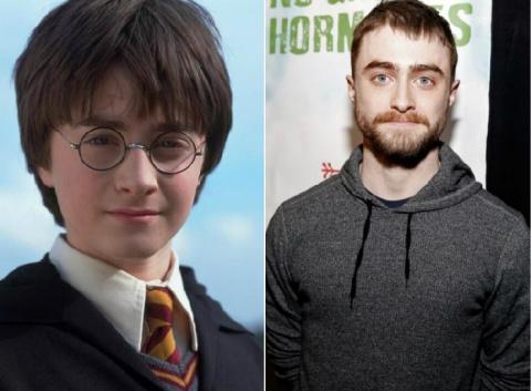 Как изменились актеры «Гарри Поттера» спустя 15 лет