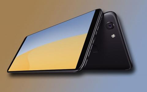 """Смартфон Vivo V7 для любителей селфи оснащён 5,7"""" дисплеем FullView"""