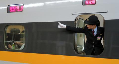Жесты и выкрики японских железнодорожников