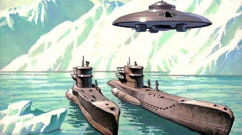 «Highjump» — тайная операция ВМС США в Антарктиде в 1947 году