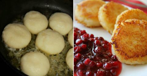 Манники на сковороде - идеальное блюдо для завтрака!