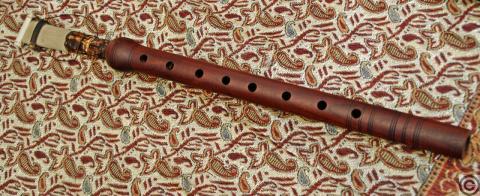 День музыкальных инструментов. Балабан