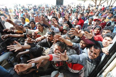 Миграционный кризис: в Европе растет угроза терроризма
