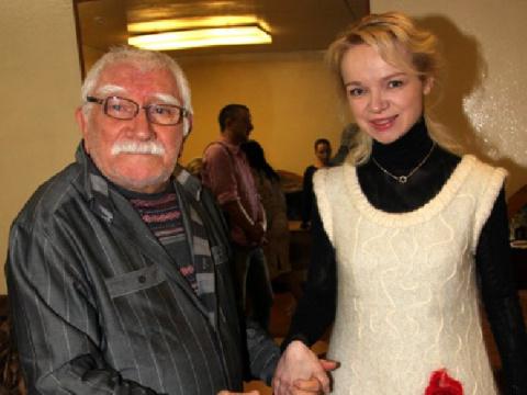 Цымбалюк-Романовская дожидалась смерти Джигарханяна