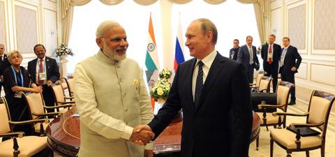 Индия в противовес США готов…