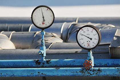 Украина пожаловалась на рекордное падение давления в газопроводах
