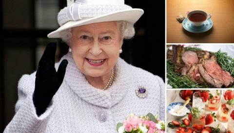 Есть вкусно и не стареть, или Что подают к столу британской королевы Елизаветы II