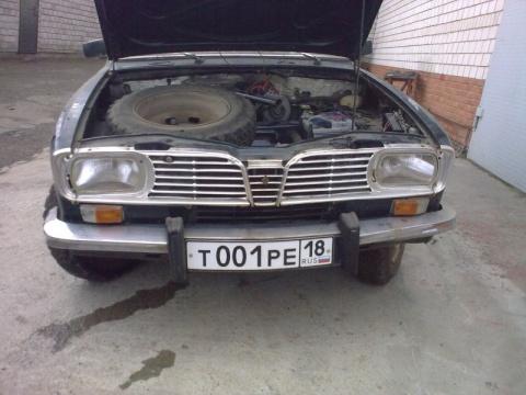 Интересные находки: Renault 16 1966-го года
