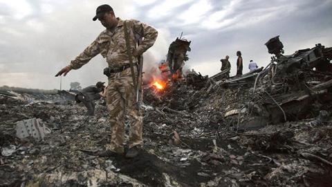 Голландские родственники жертв катастрофы MH17 собираются судиться с Украиной