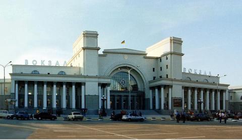 Новости Украины: В Днепропетровске декоммунизировали вокзалы