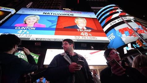 """NBC заявил о """"личном вмешательстве"""" Путина в выборы в США"""