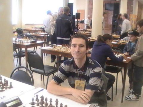 Олег Бочарников
