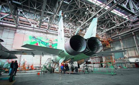 МиГ-31: истребитель мира