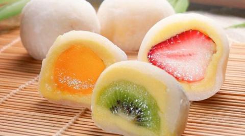 Вкуснейший японский десерт