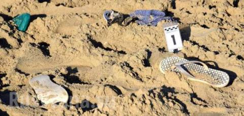 Задержаны мигранты, которые напали на туристов на пляже Римини