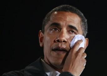 Жириновский о слезах Барака …
