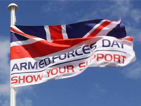 День вооруженных сил в Европ…