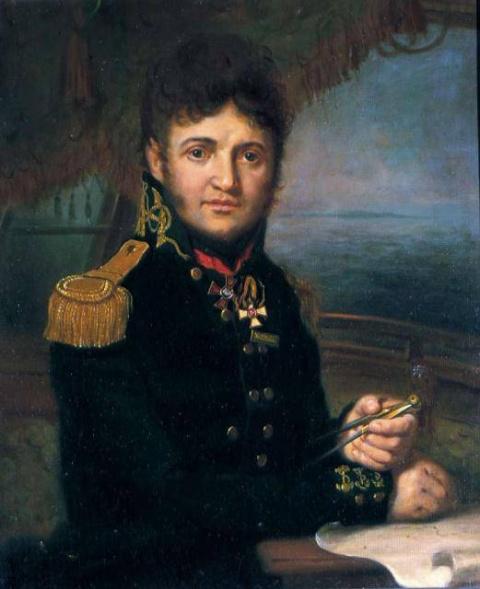 Юрий Федорович Лисянский – русский мореплаватель и путешественник