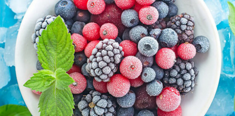 Самые полезные ягоды лета