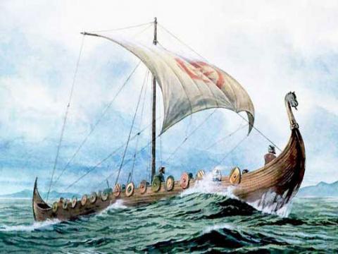 Древние цивилизации. Викинги