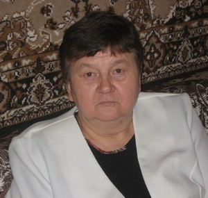 Зинаида Вдовенко (Павлова) (Вдовенко)