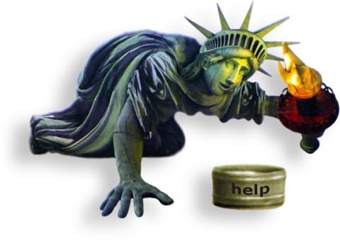 Передел мира: Эпизод первый - крах финансовой системы