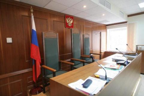 Судья Хахалева: говорят судь…