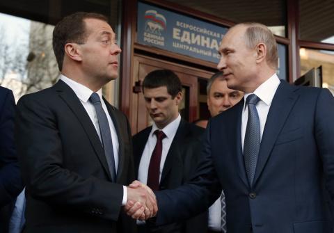 Вокруг петиции об отставке Медведева...