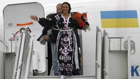 Украина не тянет: Евровидени…