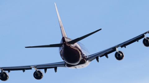 ВВС США приобретут два лайнера, предназначенные для «Трансаэро»