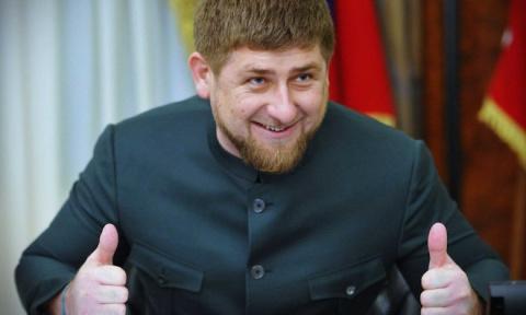 Дед Мороз пригласил Рамзана Кадырова в свою резиденцию